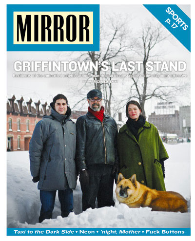 Montreal Mirror, March 20, 2008