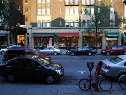 A Model for Basin Street